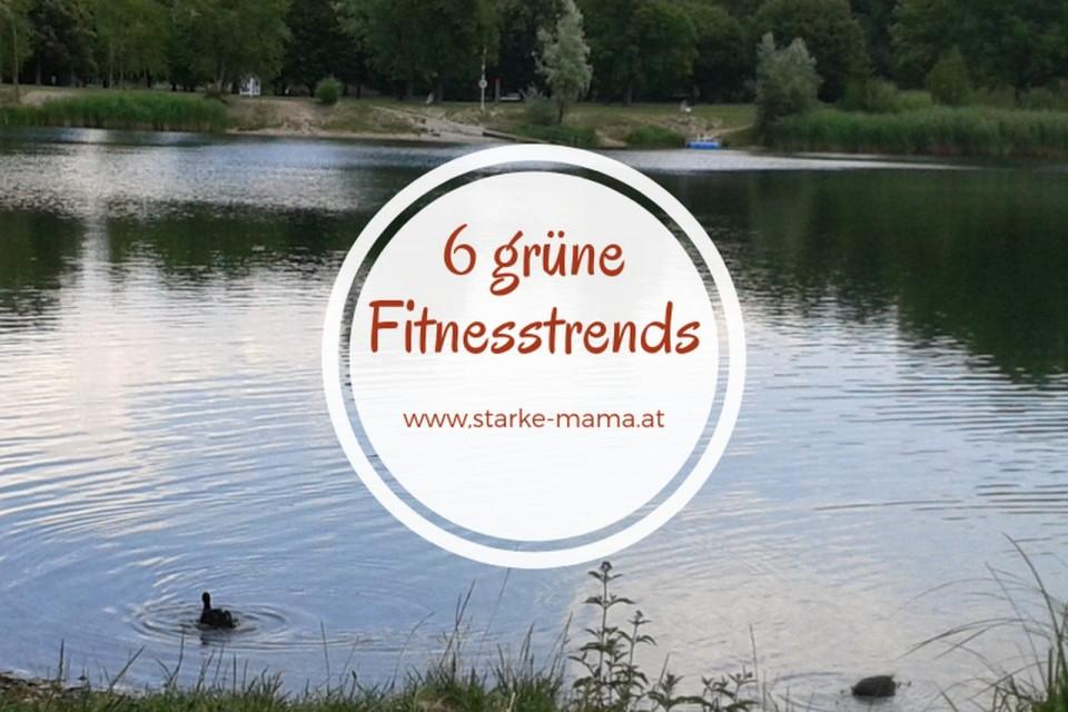 Grüne Fitnesstrends, die Bewegung und Umweltschutz kombinieren