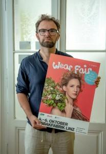 Wear Fair + mehr Geschäftsführer Wolfgang Pfoser-Almer